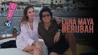 Video Reino Barack Akui Luna Maya Berubah - Cumicam 17 September 2018 MP3, 3GP, MP4, WEBM, AVI, FLV April 2019