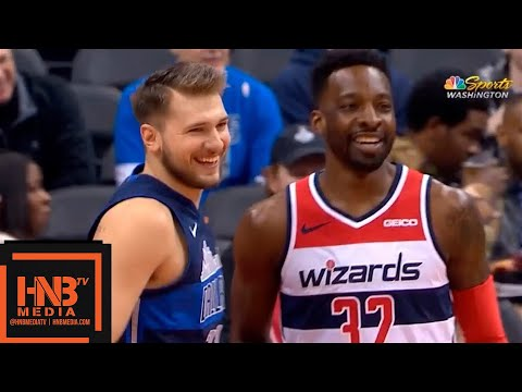 Dallas Mavericks vs Washington Wizards 1st Qtr Highlights | March 6, 2018-19 NBA Season - Thời lượng: 3 phút, 56 giây.