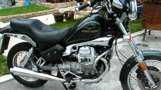 9. Moto Guzzi Nevada 750 by dzolaja