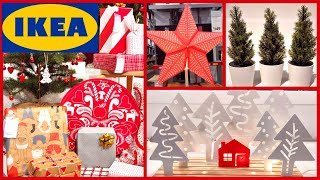 IKEA CHRISTMAS DECOR 2019 | VLOGTOBER 2019