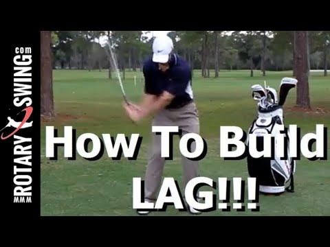 Golf Lesson: Build Monster Lag w/ These Drills