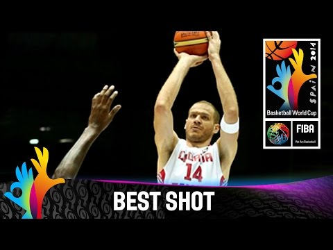 BEST - Watch Damir Markota's great three pointer against the Philippines The 2014 FIBA Basketball World Cup will take place in Spain from 30 August - 14 September and will feature the best international...