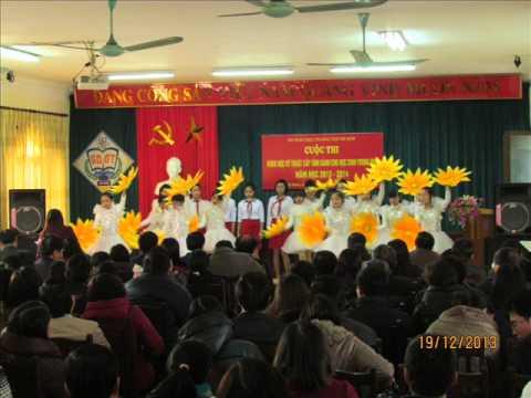 Thi khoa học kỹ thuật dành cho học sinh trung học tỉnh Hà Nam