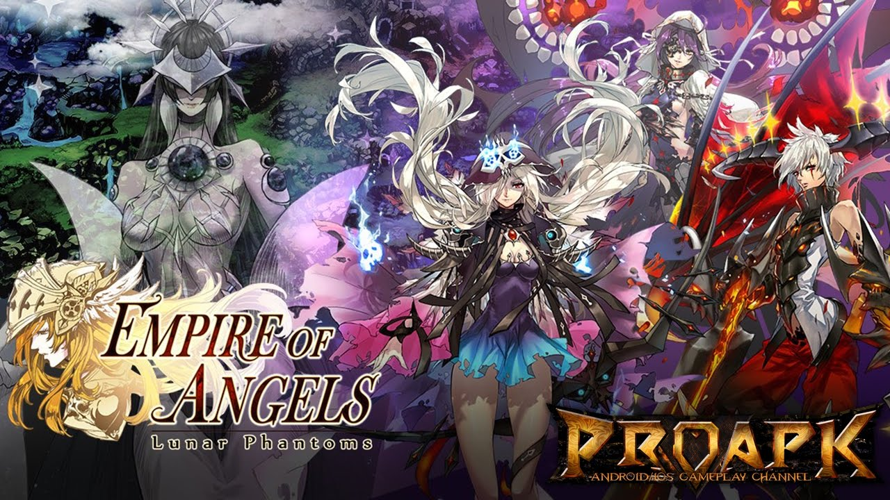 Empire of Angels:Lunar Phantom