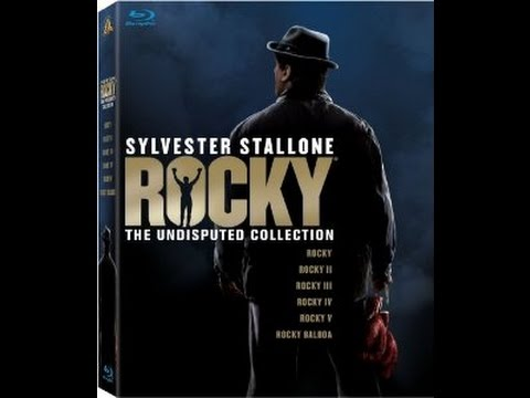 Rocky: The Undisputed Collection Review