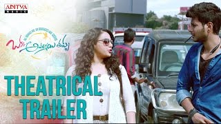 Okka Ammayi Thappa Theatrical Trailer