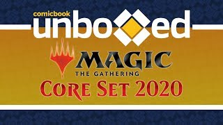 Magic: The Gathering Core Set 2020 - UNBOXED by Comicbook.com