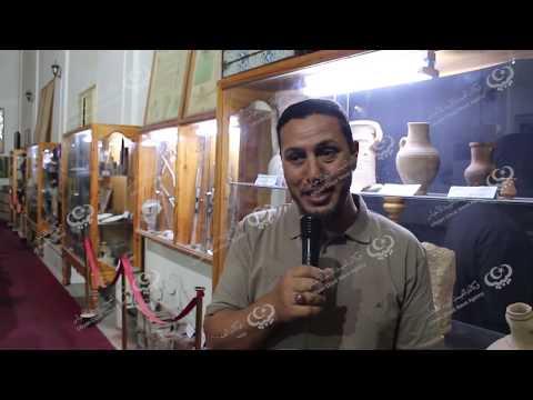 متحف طبرق الوطنى.. معلم تاريخي