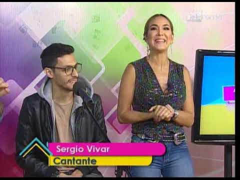 Sergio Vivar Cantante