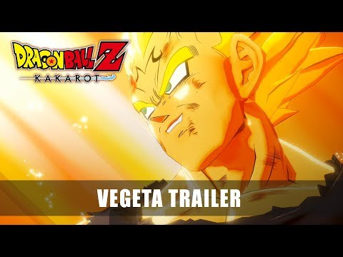 Trailer de lancement de Dragon Ball Z: Kakarot