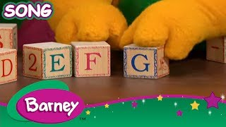 If you're happy, let it show, and laugh along with Barney and friends. Ha, ha, ha, hee, hee, hee. Come on get silly and laugh with me. Giggle gaggle, wiggle waggle, ho, ho, ho. When you're feeling happy, let it show. WATCH A NEW BARNEY VIDEO EVERY THURSDAY RIGHT HERE ON THE OFFICIAL YOUTUBE CHANNEL.Welcome to Barney and Friends' home on YouTube, where you can find the video clips and full episodes!In the world of Barney, sharing and caring are key, imaginations flourish and there is always a dance at every turn! Join everyone's favorite purple dinosaur, as he and his dino-pals, Baby Bop, BJ and Riff, help give children the range of skills they need to grow using tons of music, fun and laughs to guide the way!For more fun with Barney and Friends, visit the Official Barney and Friends YouTube Channel at http://youtube.com/barneyandfriends