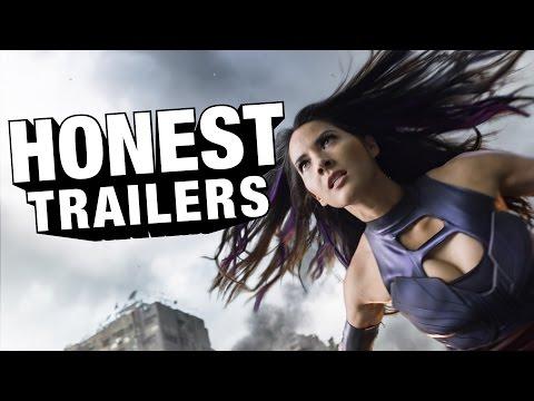 An Honest Trailer for XMen Apocalypse