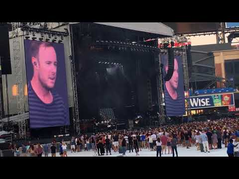 "One Republic ""Connection"" At CitiField New York"