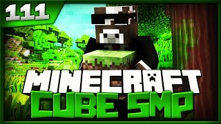 Minecraft Cube SMP - Episode 111 - Halloween Preparation ( Minecraft The Cube SMP )