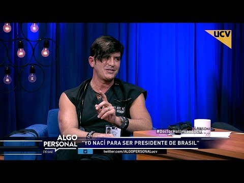 "video Robert Rey: ""Yo nací para ser presidente de Brasil"""