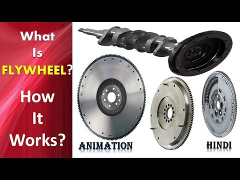 What is Flywheel? | How it works? | Hindi with Animation
