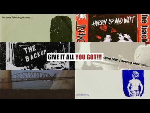 The Backup Plan - Striking Chords [Lyric Video]