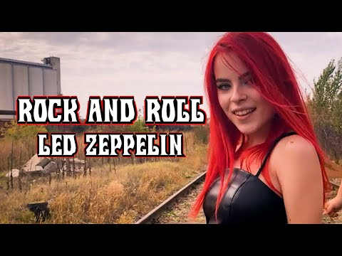 "Led Zeppelin  ""Rock & Roll"" Cover by Andrei Cerbu"