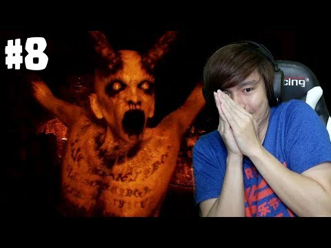 Kok Dia Gerak - The Conjuring House Indonesia Part 8