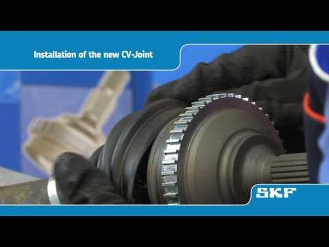 SKF – How to replace an SKF CV-Joint (VKJA 5339) on the Peugeot 206 1.4i – uk playlist