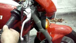 7. 2006 Ducati S2R1000 With Cored Pipes