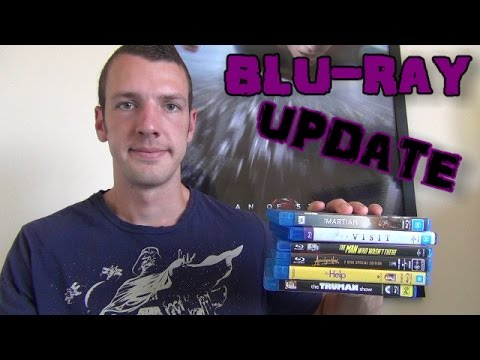 Blu-Ray Update December/January 2016