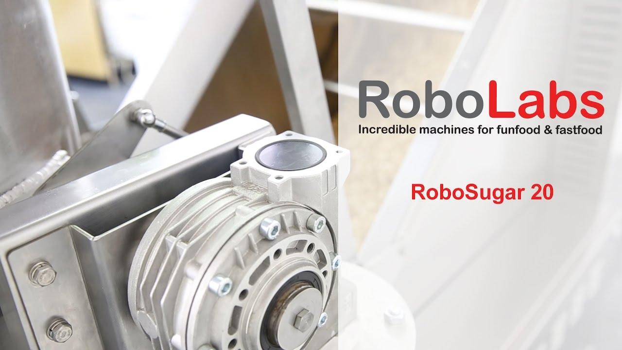 Automatic Caramelizer RoboSugar 20