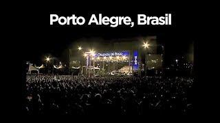 Ingrid Rosario In Porto Alegre, Brazil