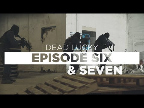 Dead Lucky Ep 6 & 7 - Behind the Scenes