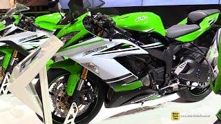 2. 2015 Kawasaki Ninja ZX-6R 636 30th Anniversary Edition - Walkaround - 2014 EICMA Milan Moto Show