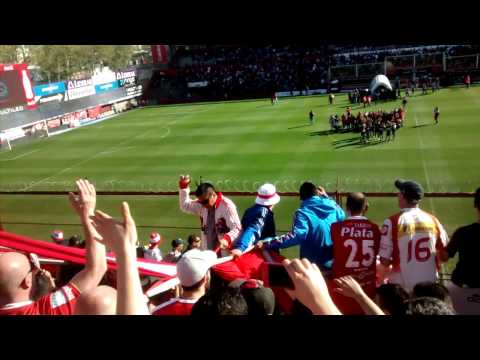 Terrible fiesta en la paternal vs Boca 2015 + Recibimiento - Los Ninjas - Argentinos Juniors