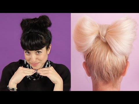 Women Try Pinterest Hair Tutorials