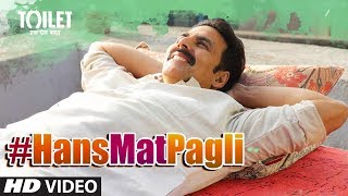 Video Hans Mat Pagli Video Song | Toilet- Ek Prem Katha | Akshay Kumar, Bhumi | Sonu Nigam, Shreya Ghoshal MP3, 3GP, MP4, WEBM, AVI, FLV Juni 2017