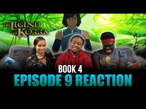 Beyond the Wilds | Legend of Korra Book 4 Ep 9