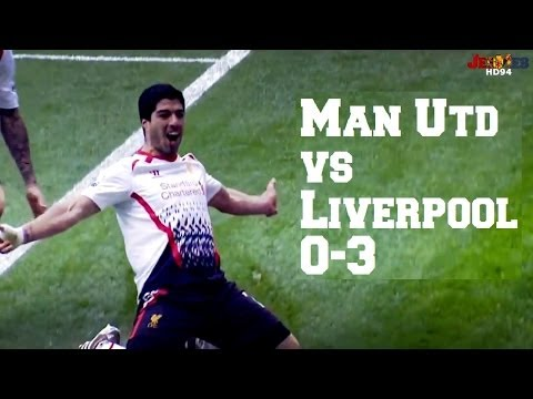 Manchester United Vs Liverpool 0-3 (HD)