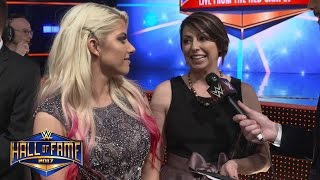 Nonton Alexa Bliss Brings Her Mom To The Wwe Hall Of Fame Ceremony   Hall Of Fame Exclusive  Mar 31  2017 Film Subtitle Indonesia Streaming Movie Download