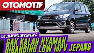 Download Video Wuling Confero S First Drive. Gak Kalah Nyaman Dibanding Low MPV Jepang MP3 3GP MP4