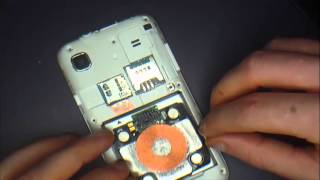 Wireless Inductive Charging  Mod (STEP BY STEP) SAMSUNG GALAXY S PLUS