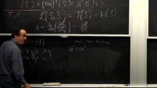Lec 25   MIT 5.80 Small-Molecule Spectroscopy And Dynamics, Fall 2008