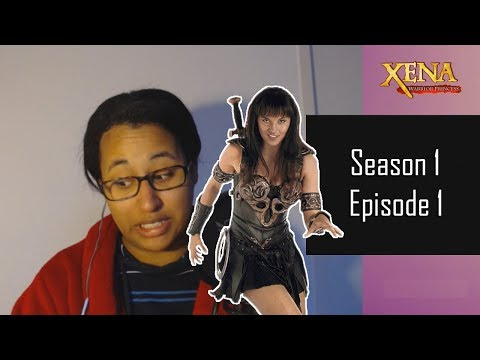 Xena: Warrior Princess 1x1 REACTION