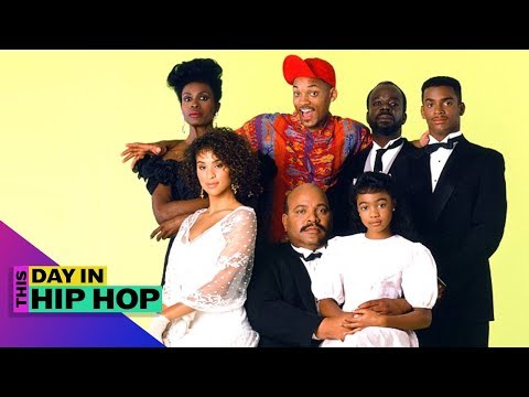 How 'The Fresh Prince of Bel-Air' Propelled Hip Hop (September 10)  - Jay Taj | This Day In Hip Hop