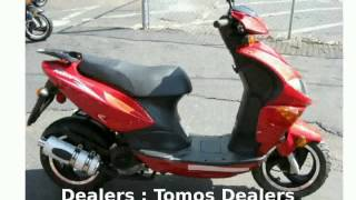 10. 2012 Tomos Twister 50 -  superbike Dealers
