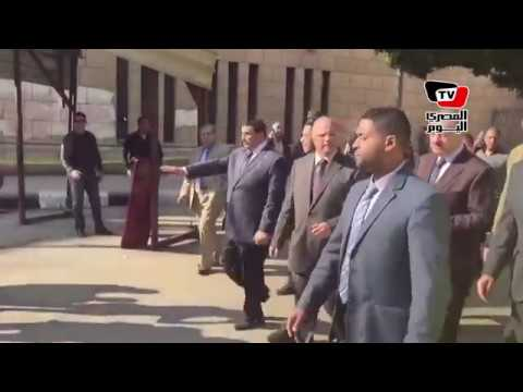 النائب العام يصل إلى موقع انفجار الكنيسة البطرسية بالعباسية