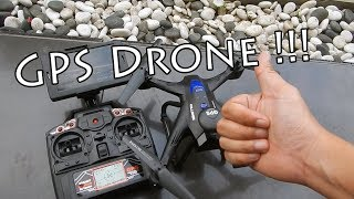 Download Video XINLIN X191 Drone Murah GPS FPV Dapet Monitor :D MP3 3GP MP4