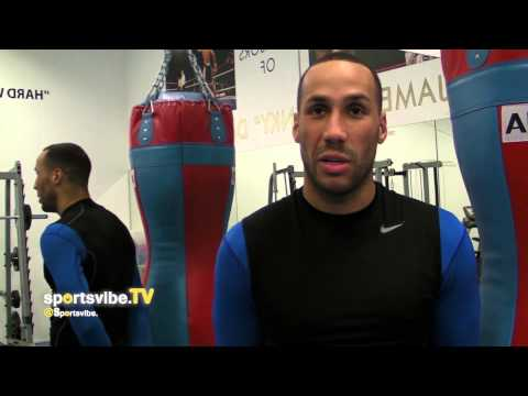 James DeGale Talks To Sportsvibe TV About His World Title Aspirations