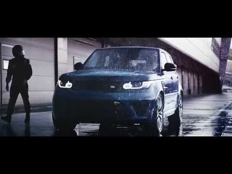 Range Rover Sport SVR Launch (видео)