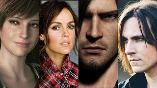 Nerd Reactor's Daniel TartanKiwi Humpage chats with Matthew Mercer & Erin Cahill who plays Leon S. Kennedy and Rebecca Chambers in Resident Evil: Vendetta.