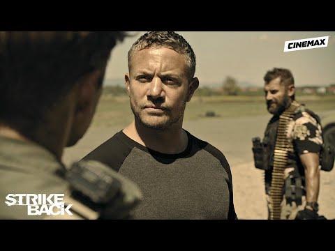 Strike Back | Official Clip - Season 7 Episode 5 | Cinemax