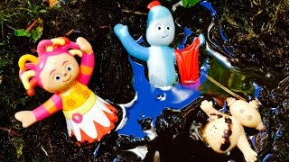 IN THE NIGHT GARDEN Toys Mud Puddle!