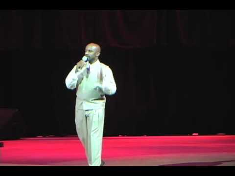 Damon Williams New Year's Eve Comedy Bash 2009